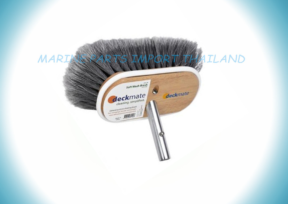 Deck brush Flexible