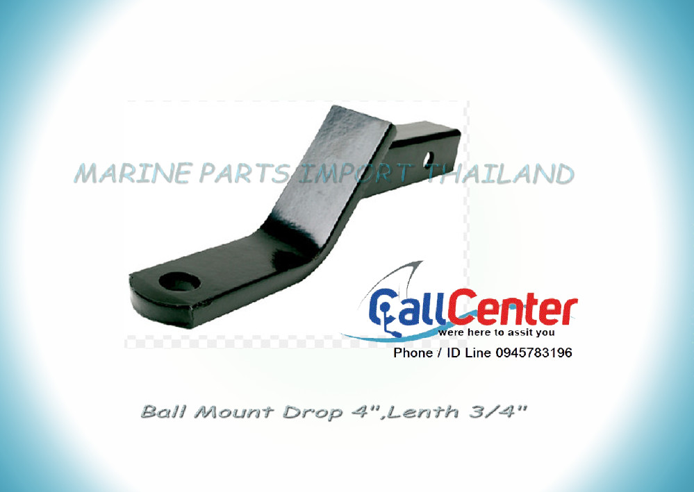 Towing Ball Mount 4��