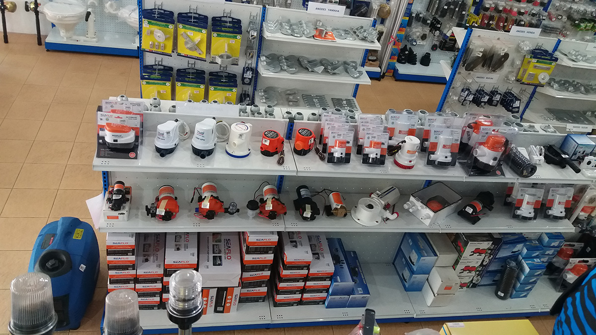 chandlery hardware boat accessories thailand 2