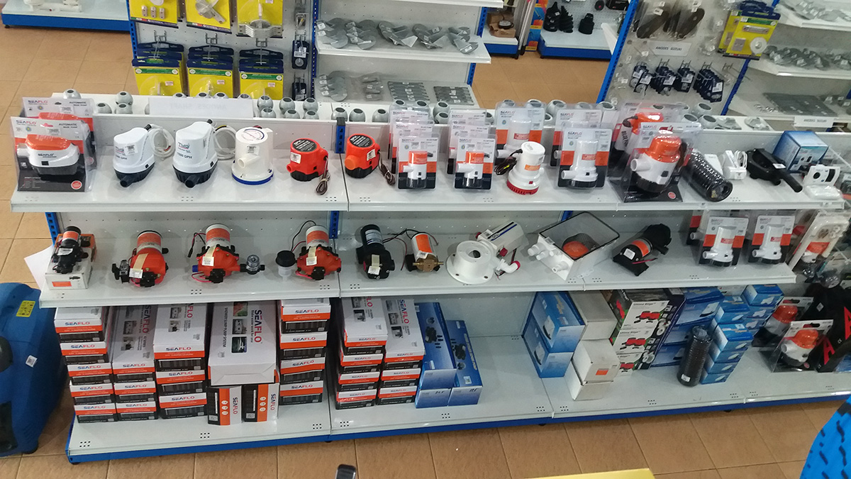 chandlery hardware boat accessories thailand 3