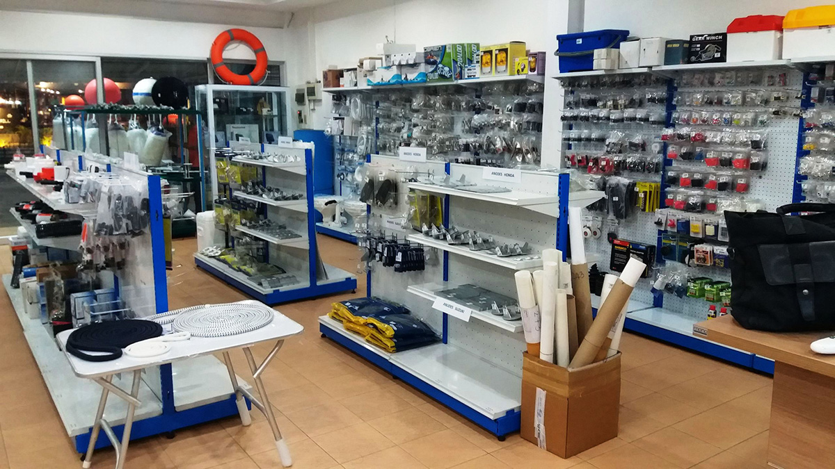 chandlery hardware boat accessories thailand 7