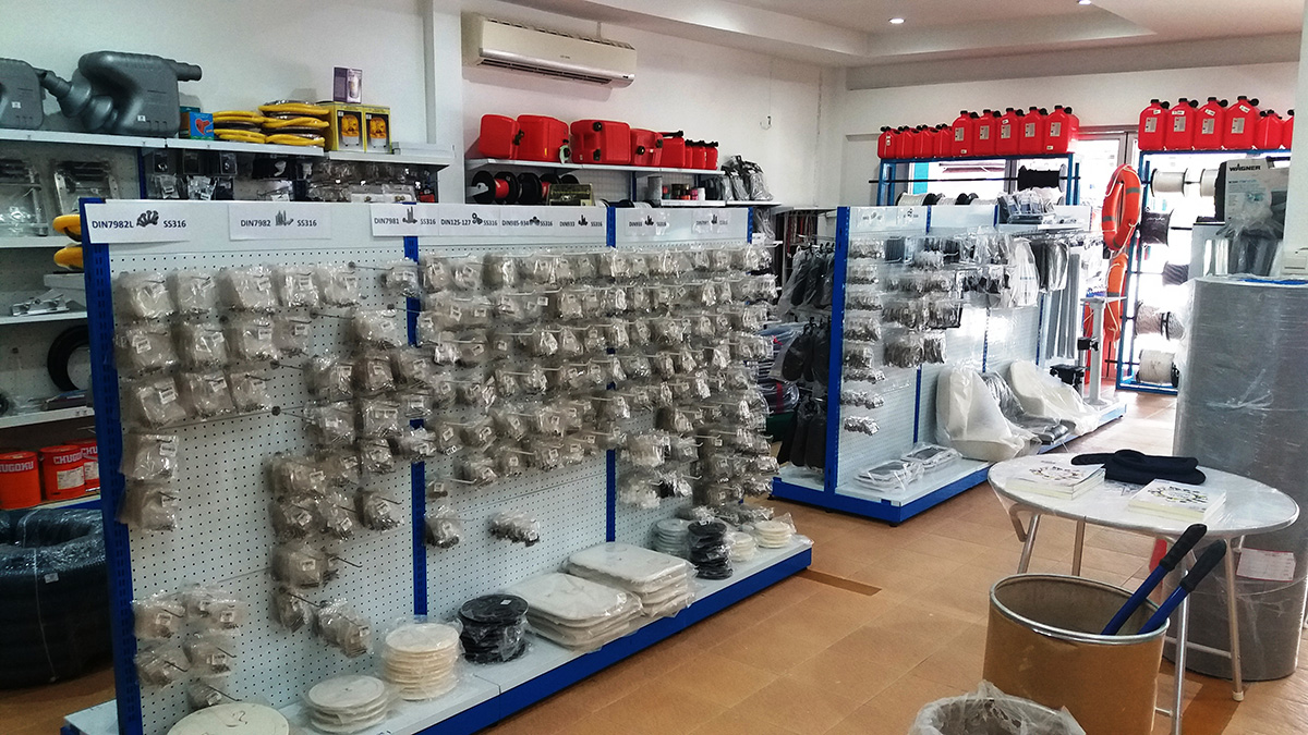 chandlery hardware boat accessories thailand 8