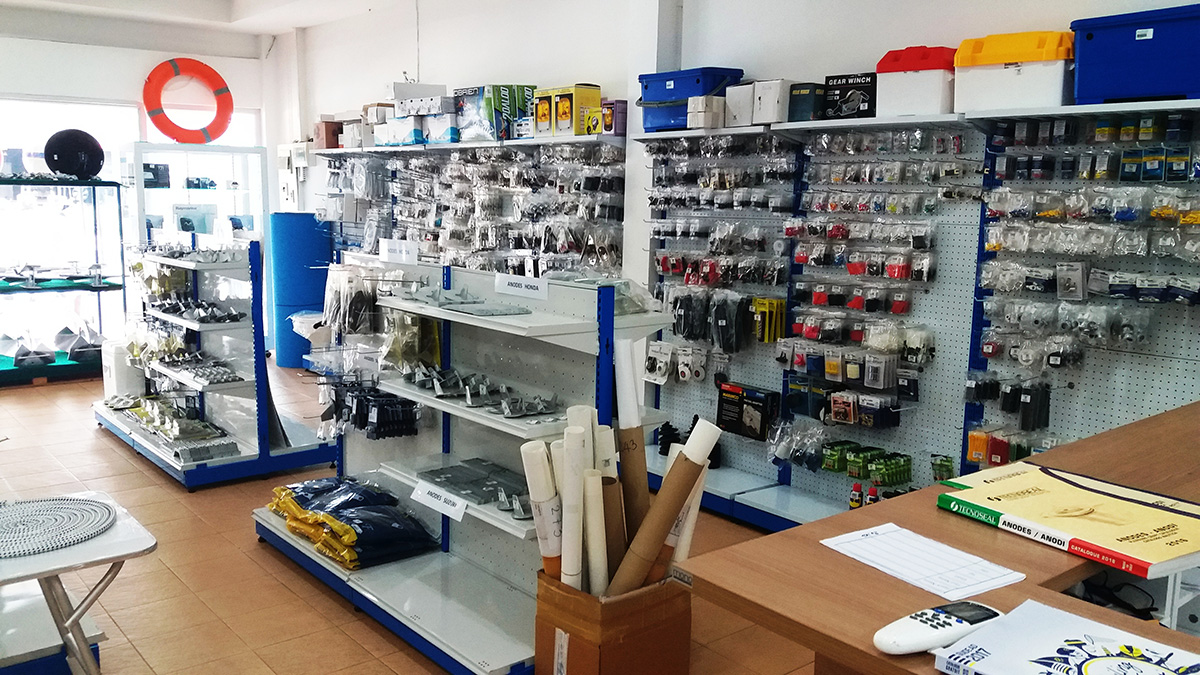 chandlery hardware boat accessories thailand