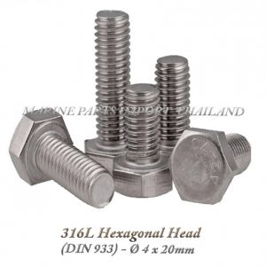 Hexagonal20Head20316L204X20mm202820Pack20of202202920 0POS