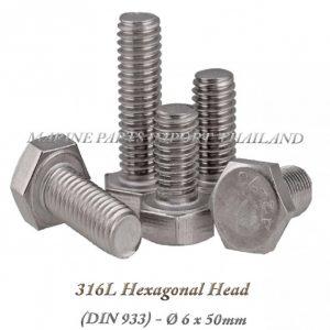 Hexagonal20Head20316L206x50mm202820Pack20of202202920 0POS