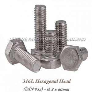 Hexagonal20Head20316L208x60mm202820Pack20of202202920 0POS