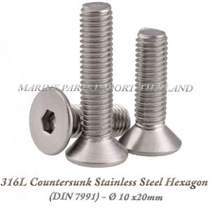 316L20Countersunk20Stainless20Steel20Hexagon2010X20mm202820Pack20of202202920 0POS