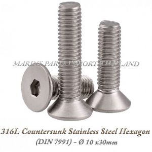 316L20Countersunk20Stainless20Steel20Hexagon2010X30mm202820Pack20of202202920 0POS