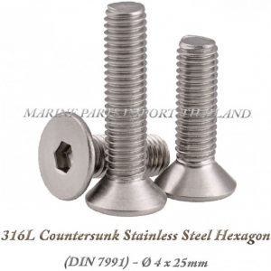 316L20Countersunk20Stainless20Steel20Hexagon204X25mm202820Pack20of202202920 0POS
