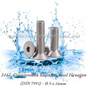316L20Countersunk20Stainless20Steel20Hexagon205X16mm202820Pack20of202202920 00POS