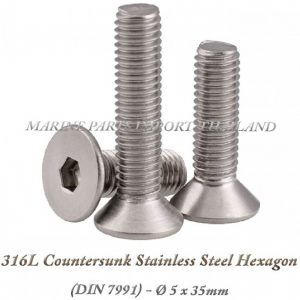 316L20Countersunk20Stainless20Steel20Hexagon205X35mm202820Pack20of202202920 0POS 1