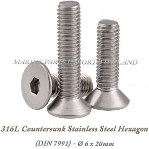 316L20Countersunk20Stainless20Steel20Hexagon206X20mm202820Pack20of202202920 0POS