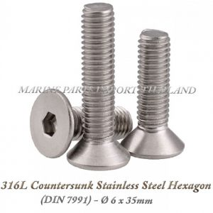 316L20Countersunk20Stainless20Steel20Hexagon206X35mm202820Pack20of202202920 0POS