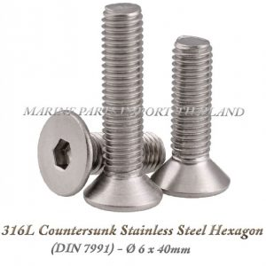 316L20Countersunk20Stainless20Steel20Hexagon206X40mm202820Pack20of202202920 0POS