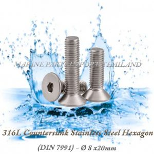 316L20Countersunk20Stainless20Steel20Hexagon208X20mm202820Pack20of202202920 00POS