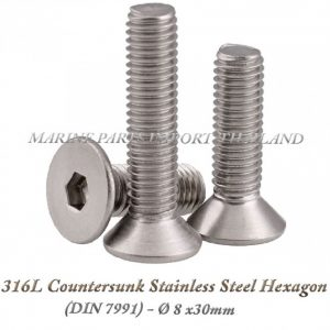 316L20Countersunk20Stainless20Steel20Hexagon208X30mm202820Pack20of202202920 0POS