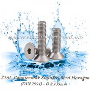 316L20Countersunk20Stainless20Steel20Hexagon208X35mm202820Pack20of202202920 00POS