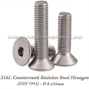 316L20Countersunk20Stainless20Steel20Hexagon208X35mm202820Pack20of202202920 0POS