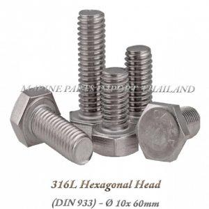 Hexagonal20Head20316L 10x60mm202820Pack20of202202920 0POS JPG