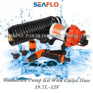 SEAFLO2020Washdown20Pump20Kit2019.7L20With20Coiled20Hose2012V20 000pos