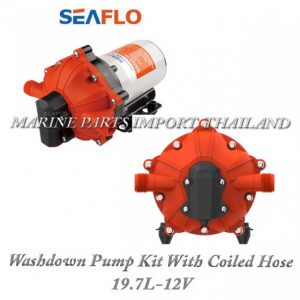 SEAFLO2020Washdown20Pump20Kit2019.7L20With20Coiled20Hose2012V20 1pos