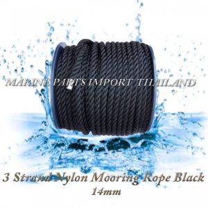 Nylon20320strand2014mmx10m Black 2pos