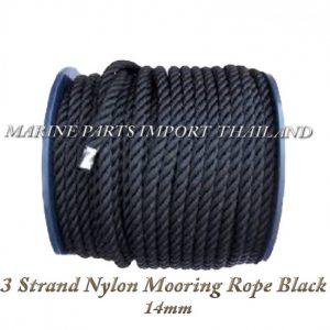 Nylon20320strand2014mmx10m Black 3pos