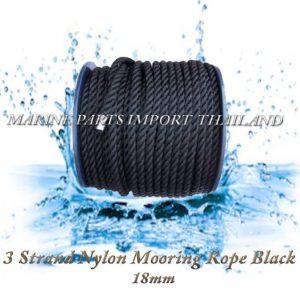 Nylon20320strand2018mmx10m Black 2pos