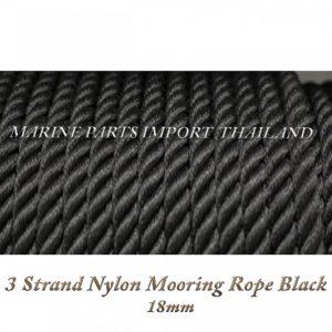 Nylon20320strand2018mmx10m Black 3pos